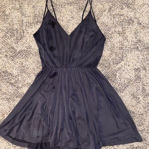 Urban Outfitters grey romper